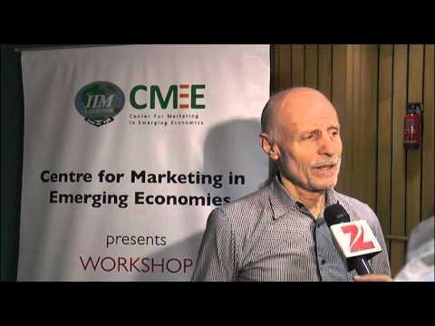 Prof Belk Feedback on ZEE Business