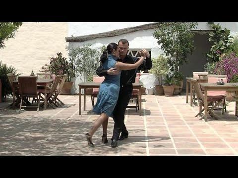 Социальные танцы: Аргентинское Танго. Видео обучение.
