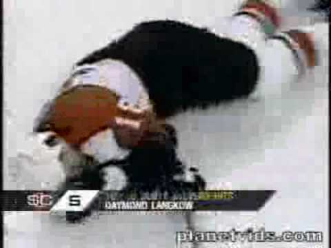 NJ Devils Hard Hits and Fights