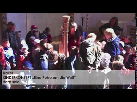 """Kinderkonzert """"Eine Reise um die Welt"""" mit Silke Aichhorn"""