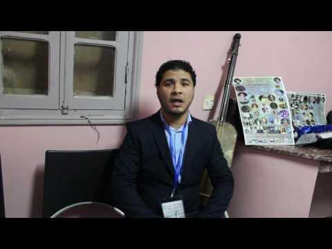 حوار مع رئيس الجمعية والمهرجان محسن أبوزين – المهرجان الوطني الشبابي الثاني للتقافة التراثية