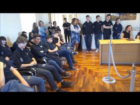 Corropoli, il consiglio comunale del Liceo scientifico FOTO VIDEO