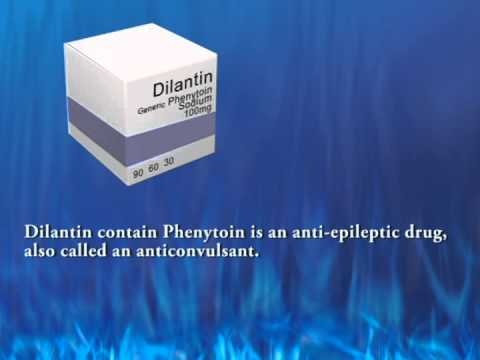 Dilantin contains extended phenytoin sodium capsules