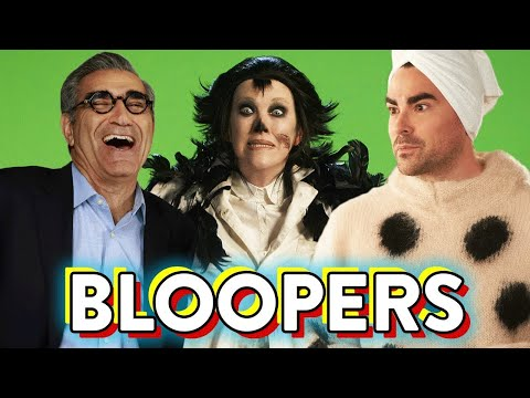 Schitt's Creek: Hilarious Bloopers & Funny Moments! |🍿OSSA Movies