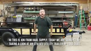 3. UTV/ATV Trailer by LoadTrail Walkaround