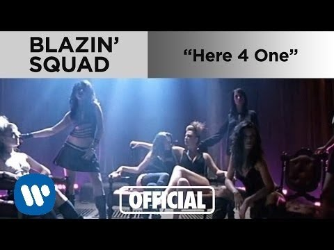 Blazin Squad - Here 4 One