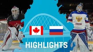 Канада - Россия 4-2