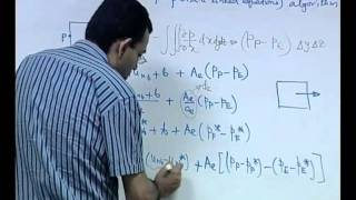 Mod-01 Lec-36 Discretization Of Navier Stokes Equations ( Contd.)