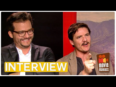 Narcos - Season 2 | Wagner Moura & Pedro Pascal on Season 2 (Interview) Netflix (видео)