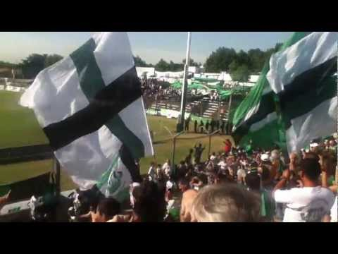Video - recibimiento de nueva chicago vs el gallo de la federal - La Barra de Chicago - Nueva Chicago - Argentina