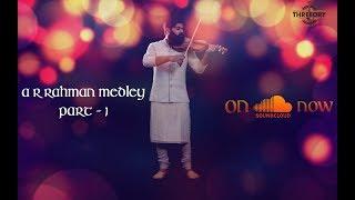 A R Rahman Medley Part-1    Mashup Cover    Threeory