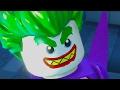 The Lego Batman Movie Game All Cutscenes 2017 Full Movi