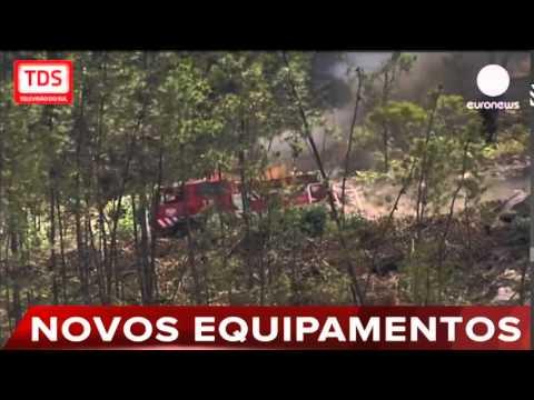 NOVOS EQUIPAMENTOS PARA OS BOMBEIROS DE SANTO ANDRÉ