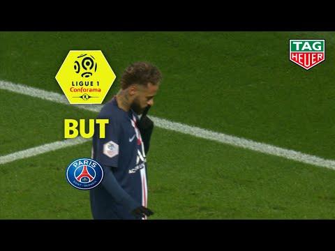 But NEYMAR JR (85' pen) / Paris Saint-Germain - FC Nantes (2-0)  (PARIS-FCN)/ 2019-20