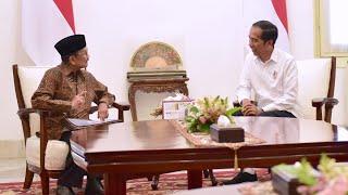 Video Presiden Jokowi Menerima Bapak B.J. Habibie, Istana Merdeka, 24 Mei 2019 MP3, 3GP, MP4, WEBM, AVI, FLV Mei 2019