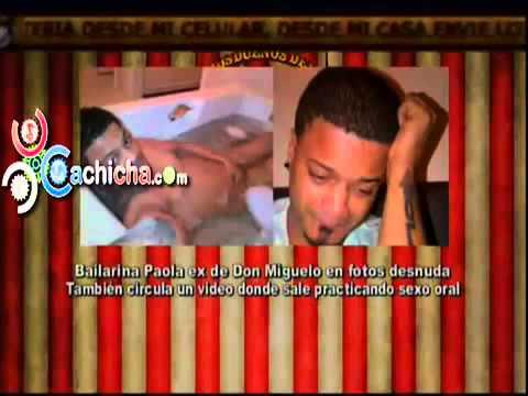 Video Cirqueros muestran imagenes desnuda  dando 'Golo Golo' de Paola ex de Don Miguelo download in MP3, 3GP, MP4, WEBM, AVI, FLV January 2017