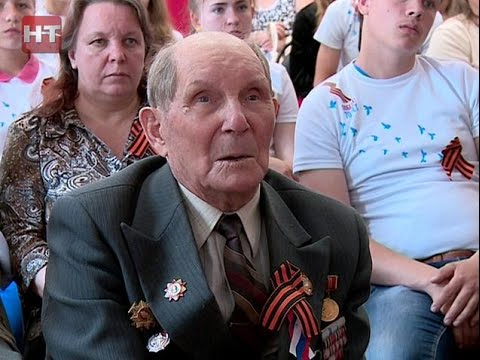 Совет ветеранов в рамках Дня памяти и скорби провел встречу с молодежью, поисковиками и волонтерами