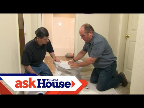 How to Install a New Toilet | Ask This Old House