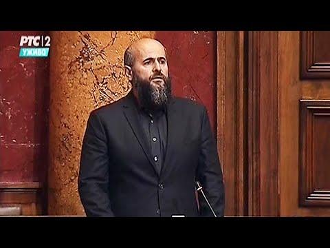 Dr. Zukorlić u Skupštini o vojnim imamima i vojnom obrazovanju