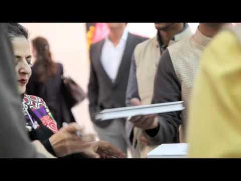 Signing her love - Dayanita Singh
