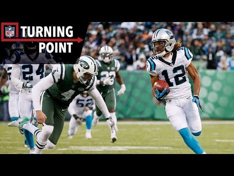Video: Panthers Make Two 4th Quarter Splash Plays to Overcome Stingy Jets (Week 12) | NFL Turning Point