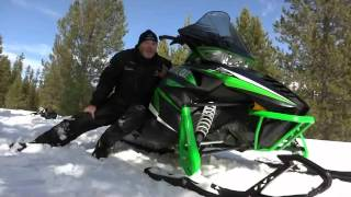 10. AdmdQ.TV Motoneige Arctic Cat LXR 1100
