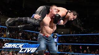 Nonton HINDI — John Cena vs. Baron Corbin: SmackDown LIVE, 10 January, 2017 Film Subtitle Indonesia Streaming Movie Download