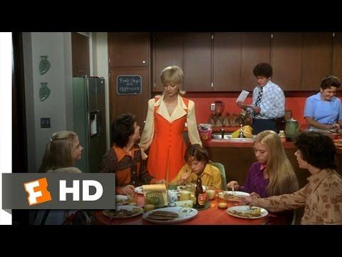 The Brady Bunch Movie (2/10) Movie CLIP - Breakfast with the Bradys (1995) HD