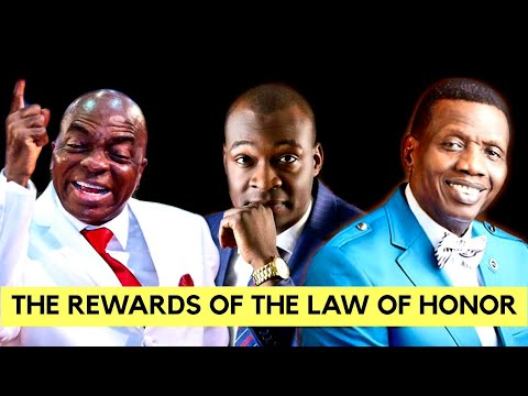 *TRENDING* THE REWARDS OF THE LAW OF HONOUR | APOSTLE JOSHUA SELMAN 2020 (A MUST WATCH)