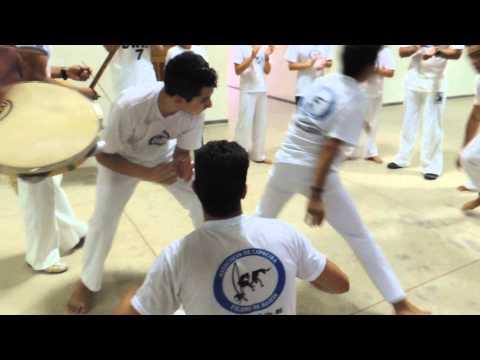 Roda de Capoeira Grupo:Filhos da Bahia.São Pedro da União-MG dia 15/02/2014