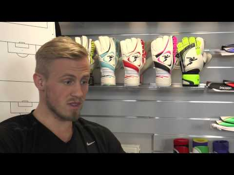 Kasper Schmeichel Talks About His Goalkeeping Career So Far