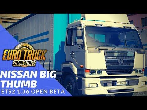 Nissan Big Thumb v1.0