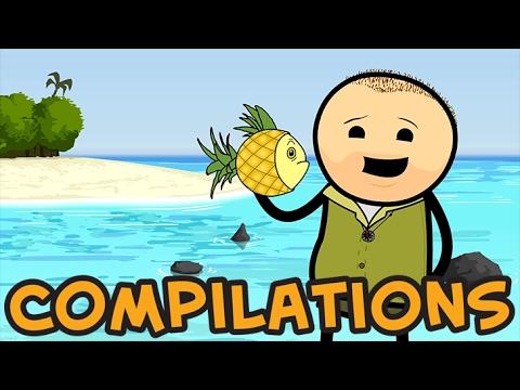 Cyanide & Happiness Compilation - #3 (видео)