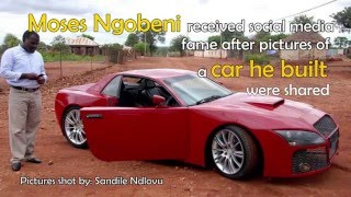 Download Lagu Homemade Limpopo car ready to hit the road Mp3