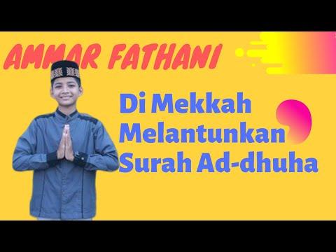 Video Ammar fathani Lantunan indah download in MP3, 3GP, MP4, WEBM, AVI, FLV January 2017