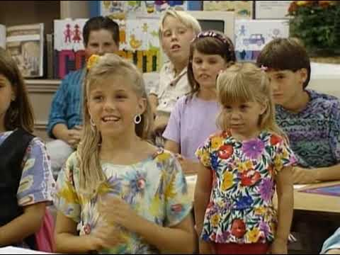 Michelle's First Day OF Kindergarten [Full house]
