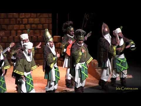 Comparsa Son del Sur. Carnaval de Isla Cristina 2018