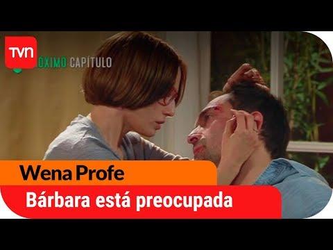 Bárbara se preocupa por Javier   Avance Wena Profe - E19