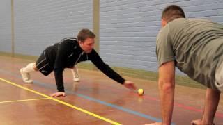 遊び感覚のコアトレーニング