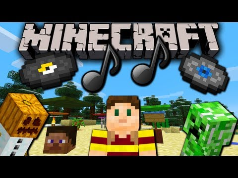 Custom (musician) - With the addition of Resource Packs in Minecraft 1.6.1, I decided it was about time that I went in and re-did a ton of the sound effects, records, & music. H...