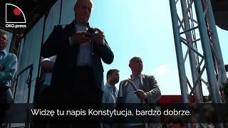 """Kaczyński: """"Przyjdzie taki dzień, że zmienimy Konstytucję na potrzebną"""""""