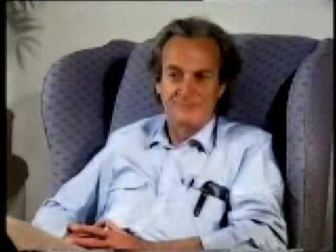 Richard Feynman explains magnets, sort of