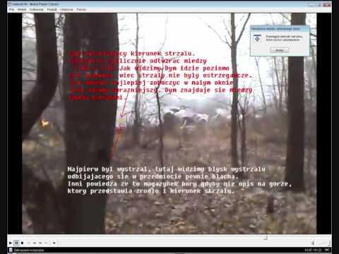 amatorski film-  zdjęcia z katastrofy i film z wyjaśnieniami Smoleńsk