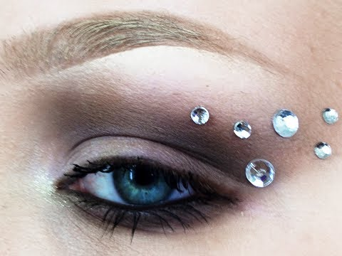 Un tutorial per il make-up che non finisce bene