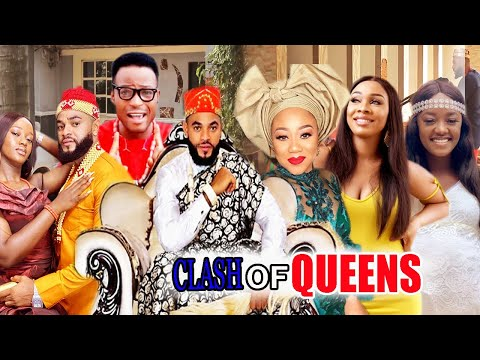 Clash Of Queens Part 1&2 - Chinenye Ubah & Stephen Odimgbe (New Movie) 2020 Latest Nigerian Movie.