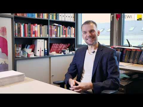 Forscher des Monats November 2020: Assoz. Prof. Dr. Philipp Anzenberger