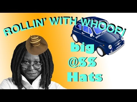 Rollin' With Whoopi: Church & Big @$$ Hats!