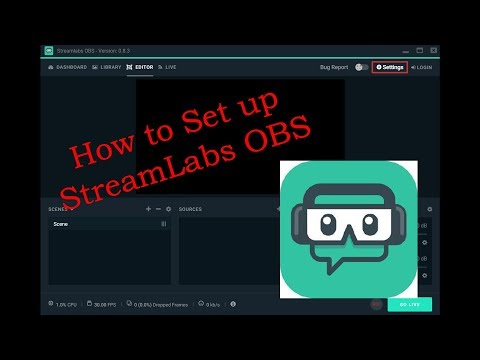 StreamLabs OBS Tutorial   EVERYTHING you need to know in 26min!