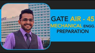 Abhijit Patil, GATE AIR 45, Mechanical Engineering, IIT Bombay