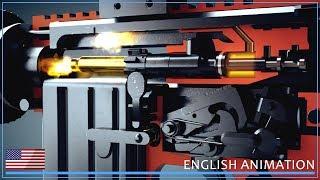 Video M16 and AR-15 - How firearms work! (Animation) MP3, 3GP, MP4, WEBM, AVI, FLV Juli 2019